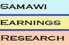 Samawi Earnings Research